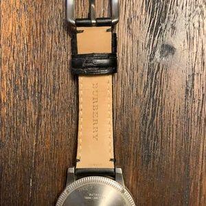 Burberry Accessories - NWOT Burberry Men's Watch